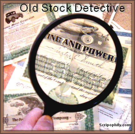 Bob Kerstein is the Old Stock Detective